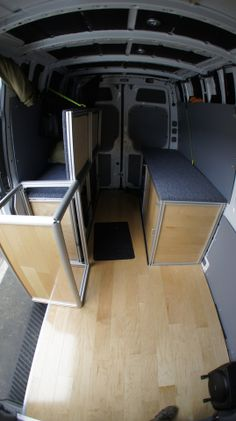 Building an Adventure Van - Page 99 - ADVrider