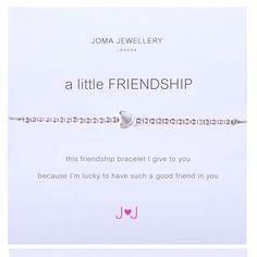 Joma Jewellery a little Friendship Grey Cord Silver Heart Bracelet from Lizzielane.com http://www.lizzielane.com/product/joma-jewellery-little-friendship-grey-cord-silver-heart-bracelet/