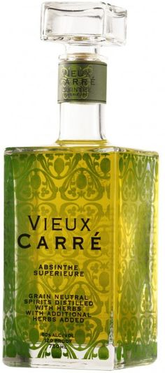 Vieux Carre Absinthe - tried this and liked it. Maybe worth trying to find it for next bottle.