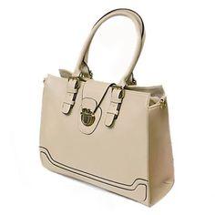 $29.77 Fashion Buckle and Hasp Design Women's Shoulder Bag