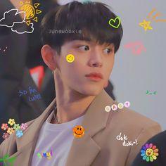 Pop App, Big Puppies, Korea Boy, Doodle Icon, Lucas Nct, Guppy, Cute Doodles, Cute Icons, Profile Photo