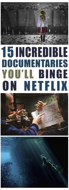 Awesome Documentaries on Netflix