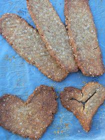 The Daily Dietribe: 5-Ingredient Mondays: Gluten-Free, Oat-Free Scottish Oatcakes