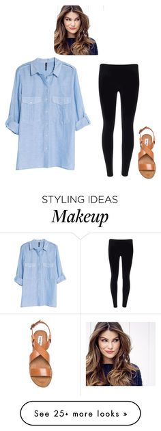 """You are the air I breathe"" by abigailkinzounza on Polyvore featuring MANGO, Steve Madden and ULTA"
