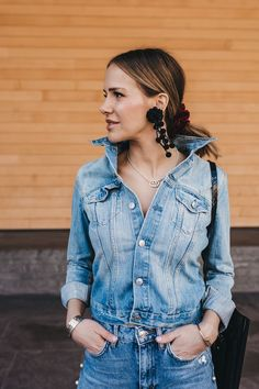 trends The effortless trend styled with pieces you already own Fashion Guys, Denim Fashion, 90s Fashion, Boho Fashion, Autumn Fashion, Fashion Looks, Fashion Outfits, Style Fashion, Fashion Trends