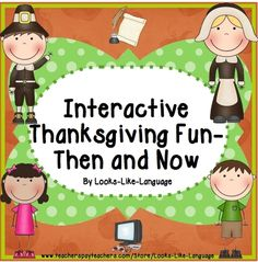 SMART Exchange - USA - Compare/contrast the Thanksgiving ... |Thanksgiving Comparing Now And Then
