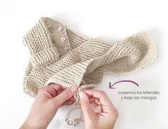Knitted Kimono – NUR Baby Jacket Pattern & Tutorial : How to make a Knitted Kimono Baby Jacket – Free knitting Pattern & tutorial Baby Cardigan Knitting Pattern Free, Baby Boy Knitting Patterns, Baby Sweater Patterns, Knitted Baby Cardigan, Knitting For Kids, Baby Patterns, Free Knitting, Vogue Patterns, Knitting Stitches