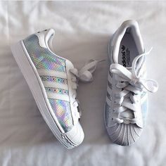 Adidas Originals Superstar II Foil - White