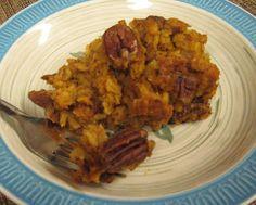 Debbi Does Dinner... Healthy & Low Calorie: Pumpkin Pie Baked Oatmeal Recipe