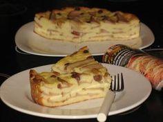 Prajitura cu pere si gris Party Platters, Romanian Food, Something Sweet, Diy Food, Kids Meals, Sweet Treats, Good Food, Food And Drink, Sweets
