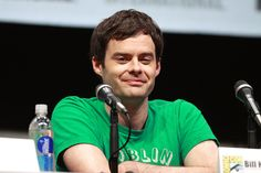 Bill Hader Impersonates His Wife