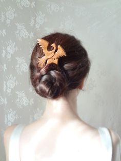 Phoenix Hair Stick