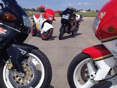 Cagiva Freccia 125 - Acceleration Contest Moto.it