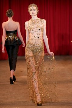 Trend: Art Deco from Christian Siriano