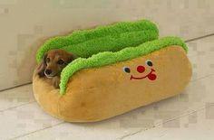 Hot Dog bed