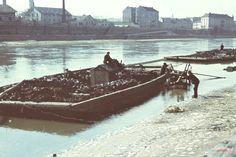 Dzielnica XIII Podgórze (Josefstadt), Kraków - 1942 rok, stare zdjęcia