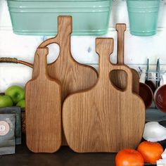A set of cutting boards CONNOISSEUR - buy or order in an online shop on Livemaster | Set cutting and serving boards are a CONNOISSEUR.