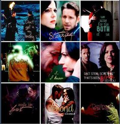 Outlaw Queen  Smells Like Forest