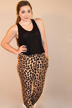 Whats New : Cheetah-Licious Pants