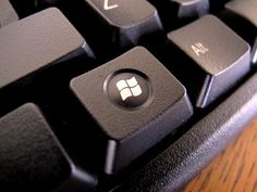 "One of the most useful, yet nearly always ignored key is the ""Windows"" key, learn how to use it to it's full advantage."