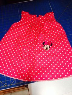 Sadie's dress