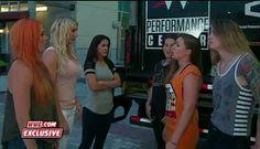 WWE VS UFC Fourhousewoman  Dick27Ambrose