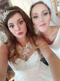 Hair and make up wedding fair