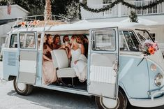 """425 Likes, 24 Comments - Madison Rylee (@madisonrylee) on Instagram: """"SQUAD GOALS PART ✌ ft. mimosas and a super cute vw bus """""""