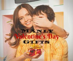 Manly Valentine's Day Gifts