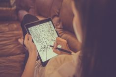 Closing the Digital Divide in Art Therapy Illustrator Tutorials, Mandalas Painting, Mandalas Drawing, Color Cian, Sit Up, Digital Media, Tattoos For Guys, Closer