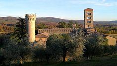 Il monastero di San Salvatore a Fontebona: un luogo incantevole e un amore maledetto