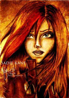 the kane chronicles - sadie kane
