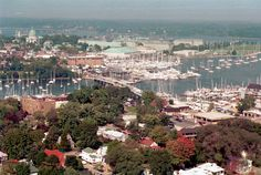 Annapolis, MD.....we love it here...its beautiful