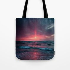 Beach Painting Tote Bag by evansmith Womens Tote Bags, Girl Fashion, Reusable Tote Bags, Beach, Painting, Ideas, Style, Women's Work Fashion, Swag