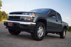 2006 Chevy Colorado, only 46,000 miles!