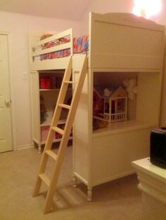 Ana White | Chelsea Loft Bed - DIY Projects