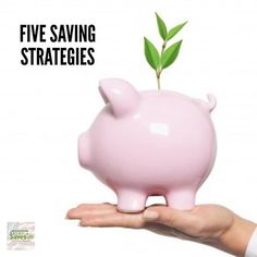 1. Save for emergencies 2. Pay off High Cost Debt 3. Save 4. Participate in the Thrift Savings Plan 5. Deploying?  Take advantage of the Savings Deposit Program  Photo and tips from the article, Five Saving Strategies, by militarysaves.org