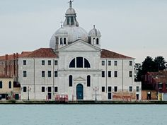 """The Church of Santa Maria della Presentazione is most commonly know as the """"Chiesa della Zitelle"""", which was built on Giudecca Island between 1581-1588. It is part of the original house that was built as a refuge for vulnerable women, which has now become the Palladio Hotel & Spa."""
