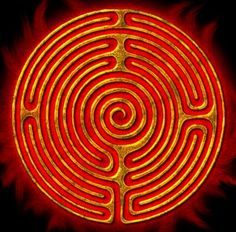 The Labyrinth is pre-Christian in its origin, yet so very spiritual that the Church in the Middle Ages made it their own. It is an archetype of the Divine, found in many religions throughout the world. It is a tool for meditation, as old as mystical Judaism and the Kabbala, the Celts' Never Ending Circle, and the Native American Medicine Wheel.