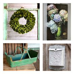 Where Cottage Charm is alive and well!  Middleton Mercantile / Farmhouse Favorites
