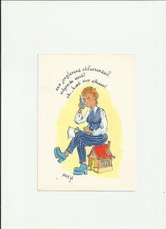 Organisatietalent regelt en het lukt natuurlijk! Met dank aan vriend en illustrator Wilbert van der Steen.