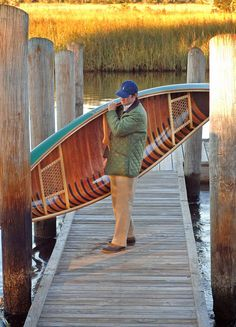Merrimack Canoes :: Osprey - 13' :: Only 48 lbs