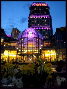 Falls View Casino - Niagara Falls Canada