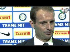 Intervista ad ALLEGRI post Inter-Juventus 2-1