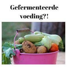 Gefermenteerde voeding-!