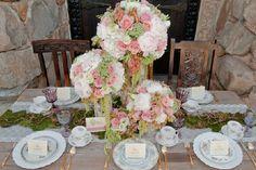 ¿Cuáles son los ocho errores de los centros de mesa de la boda más cometidos? En este blog te los presento http://elblogdemariajose.com/ocho-errores-de-los-centros-de-mesa-de-la-boda/ #bodas #elblogdemaríajosé #floresboda #centrosmesaboda #weddings