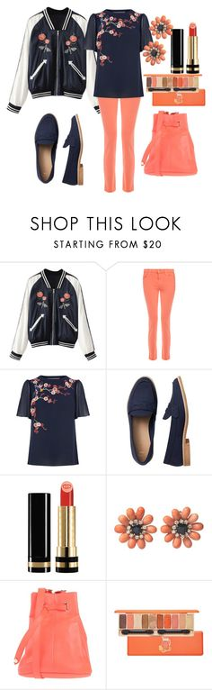 """Be Ready for Anything"" by jfcheney ❤ liked on Polyvore featuring J Brand, Gap, Gucci, Orciani and Etude House"