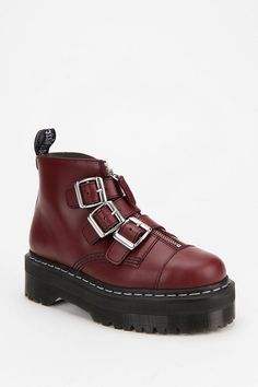 Dr. Martens Aggy Strap Ankle Boot #UrbanOutfitters