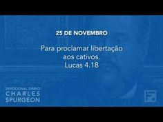 Voltemos Ao Evangelho | 25 de novembro - Devocional Diário CHARLES SPURGEON