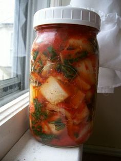 Picture of How to Make Kimchi / Kim Chee